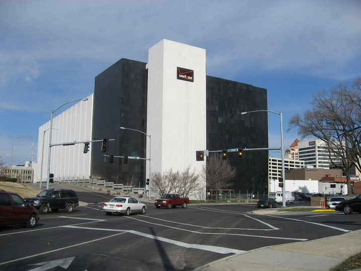 verizon central office